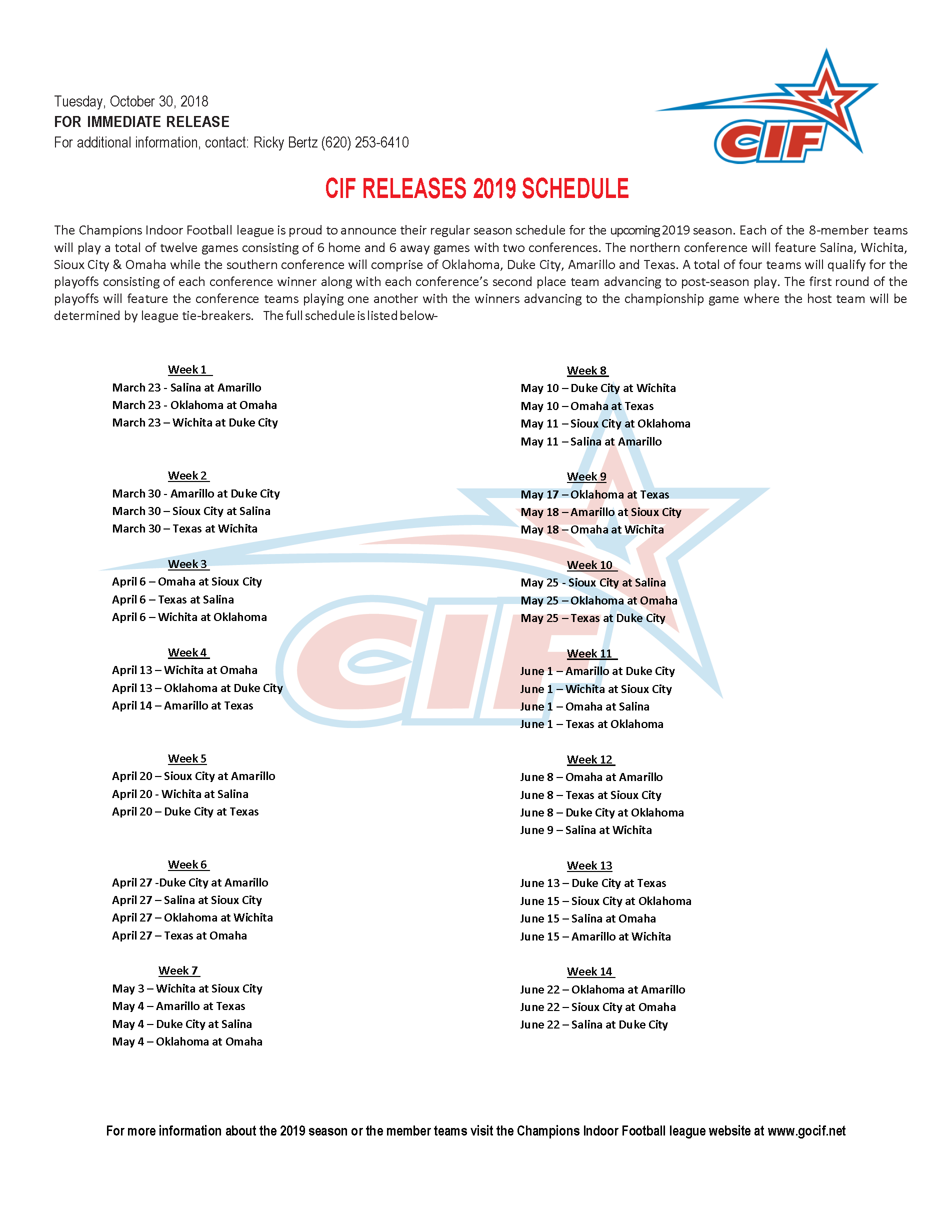 2019CIF ScheduleRelease Page 1